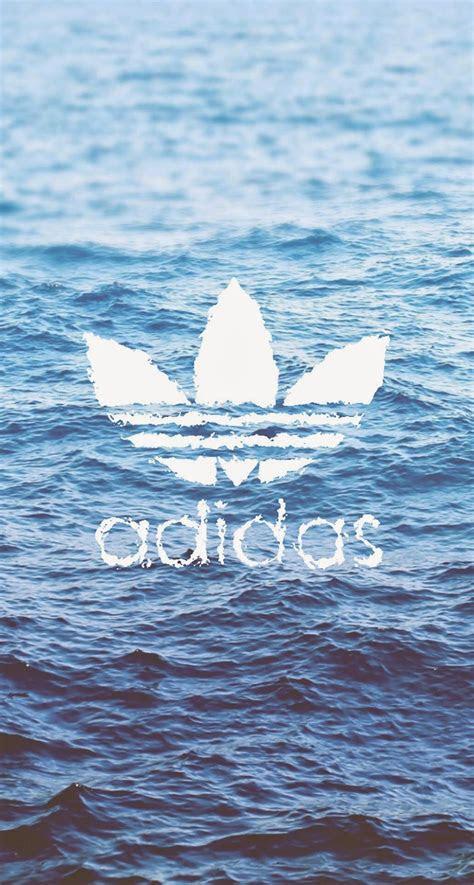 adidas logo  water iphone   hd wallpaper ipod