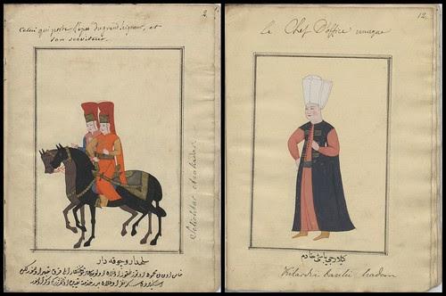 Turkish Costumes a