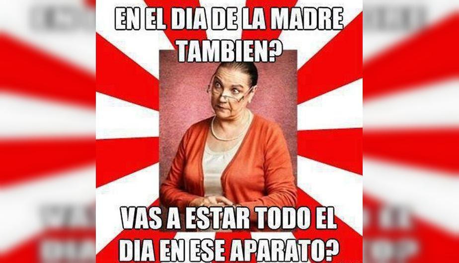 Dia De La Madre Los Hilarantes Memes Que Se Apoderan De Facebook