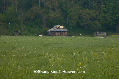 Penn's Store, Casey County, Kentucky (at the Boyle County Line