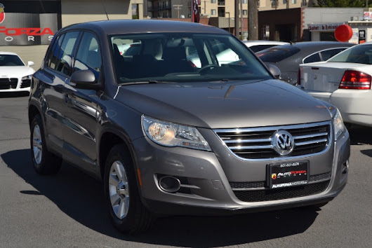 Used 2009 Volkswagen Tiguan SEL for Sale in Salt Lake City UT 84115 AutoForza Motors