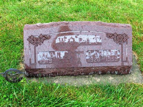 albin carl wopat   find  grave memorial