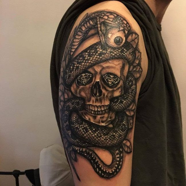 85 Best Sugar Skull Tattoo Designs Meanings 2019