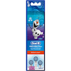 Oral-B Pro-Health Jr. Sensitive Clean Disney Frozen Replacement Brush Heads 3 ct Box