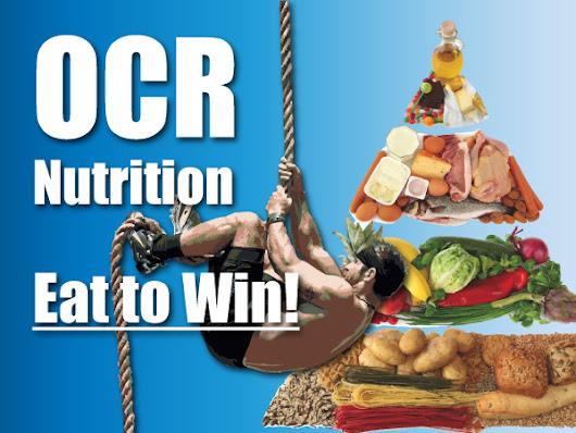 OCR Nutrition – Eat to Win!