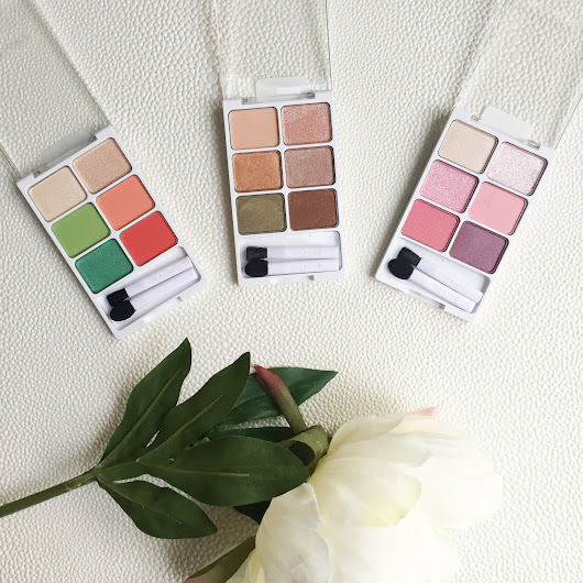 Wet n Wild Silver Lake Eyeshadow Palettes - Swatches