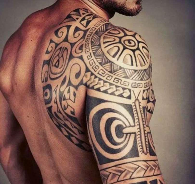 Tatuagem Maori História E Significado De 10 Símbolos Mais Usados