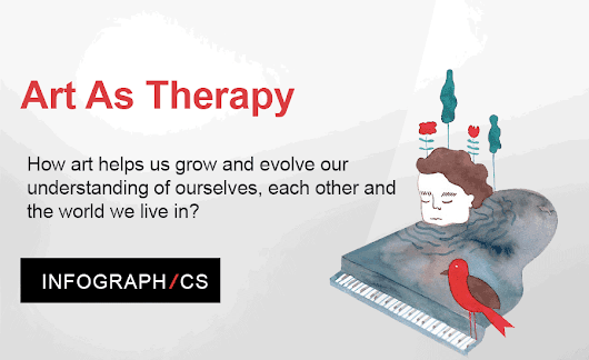 Infographics: Art As Therapy