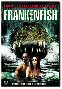 """Cover of """"Frankenfish"""""""