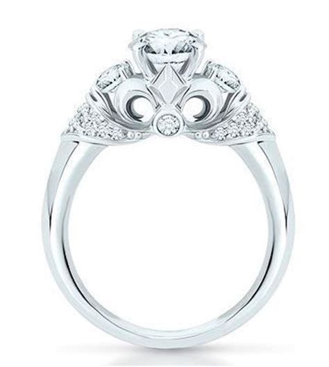 20 best images about Wedding Rings on Pinterest   Halo