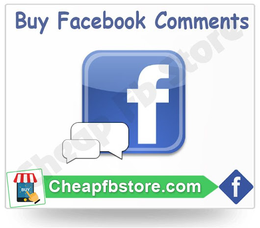 Buy Facebook Comments - Cheap FB Store