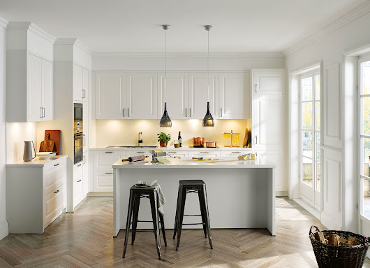 Schuller Traditional Riva Kitchen - Bentons Kitchens