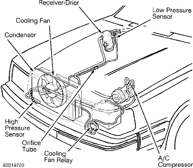 Volvo S40 Engine Diagram