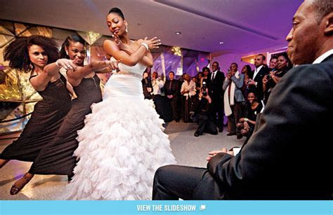 New York Wedding Guide   The Reception   Choreographed