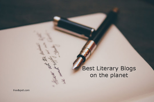 Top 100 Literary Blogs For Writers and Publishing Agents