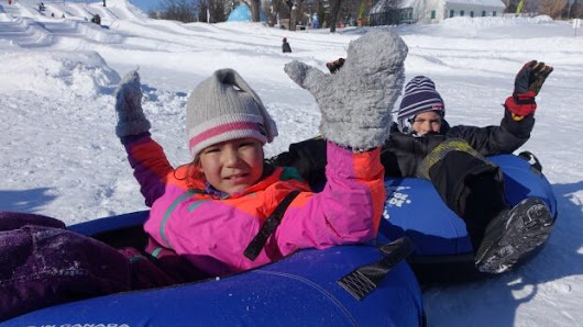 Winterlude was less reliant on good weather this year — but got it anyway | CBC News