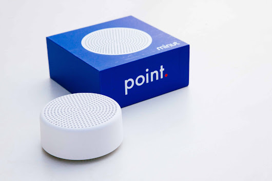 Point is a home security system that can't spy on you