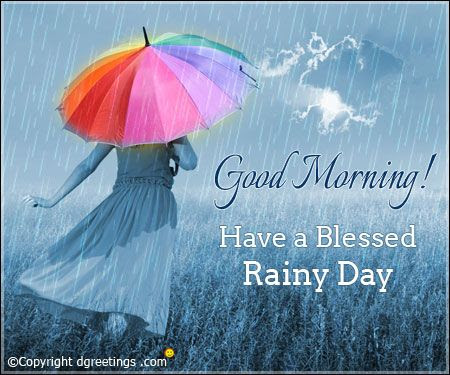 Good Morning Raining Day Images Floweryred2com