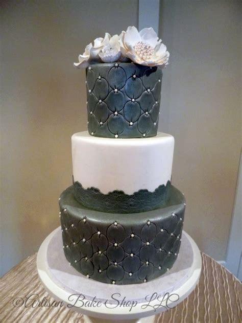 Elegant Custom Wedding Cakes, Elegance & Glamour Wedding
