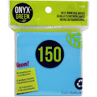Onyx Green Recycled Paper Self Adhesive Notes 3 Inches x 3 Inches Assorted Colors 150 Pack