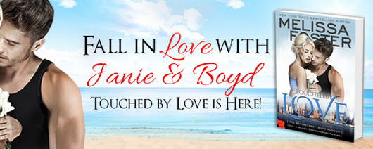 Now Available! Touched by Love is here (The Remingtons)!