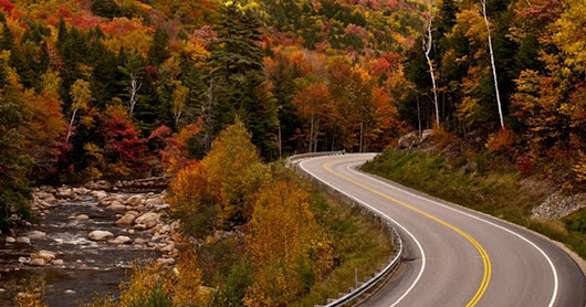 America's 24 Most Thrilling Roads