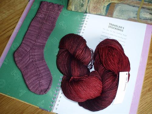 Traveller's stockings