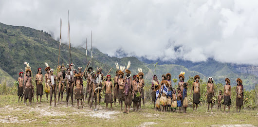 New Guinea's indigenous tribes are alive and well (just don't call them 'ancient')