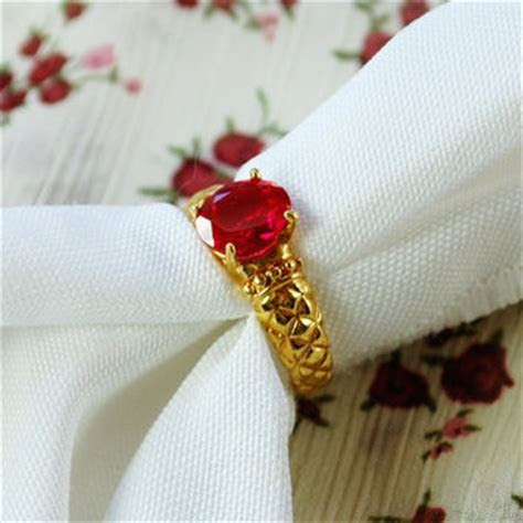 mens vintage  gold rings products  wanelo