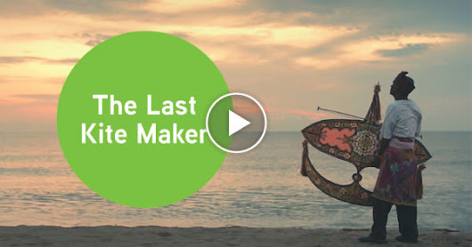 The Old Kitemaker Had ONE Dream: Can Technology Bring It To Life?