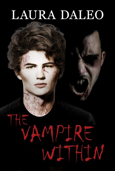The Vampire Within by Laura Daleo - Book Tour + Giveaway