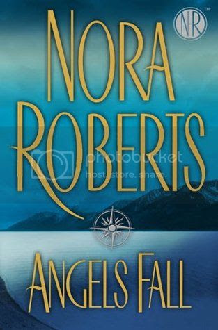 Angels Fall Cover