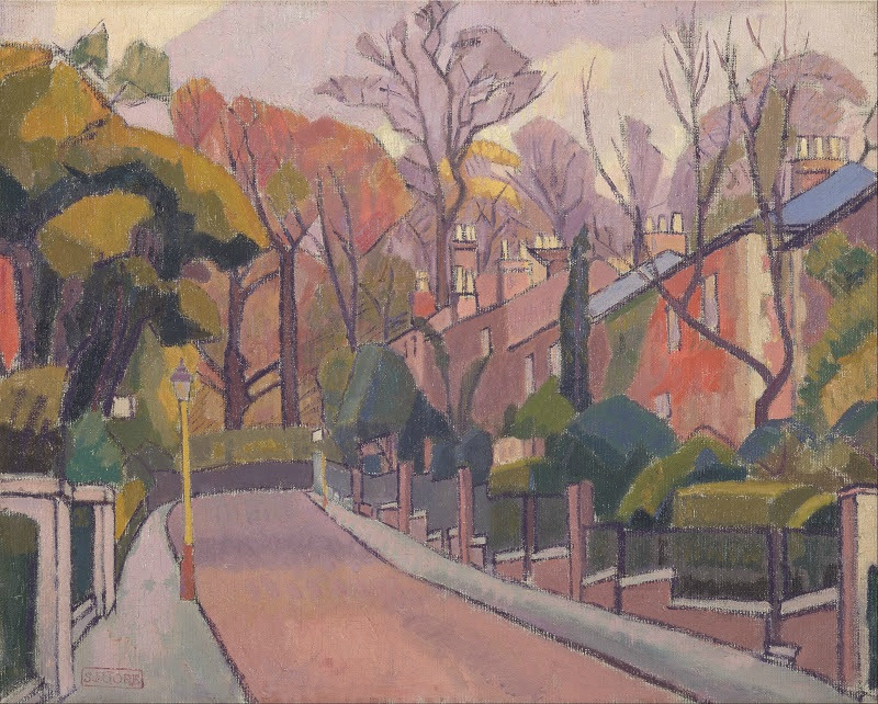 Spencer_F_Gore_-_Cambrian_Road,_Richmond