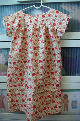 Liberty lantern print Ice Cream Dress