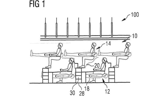 Are Airline Passengers Ready to Climb Into Flying Bunk Beds?