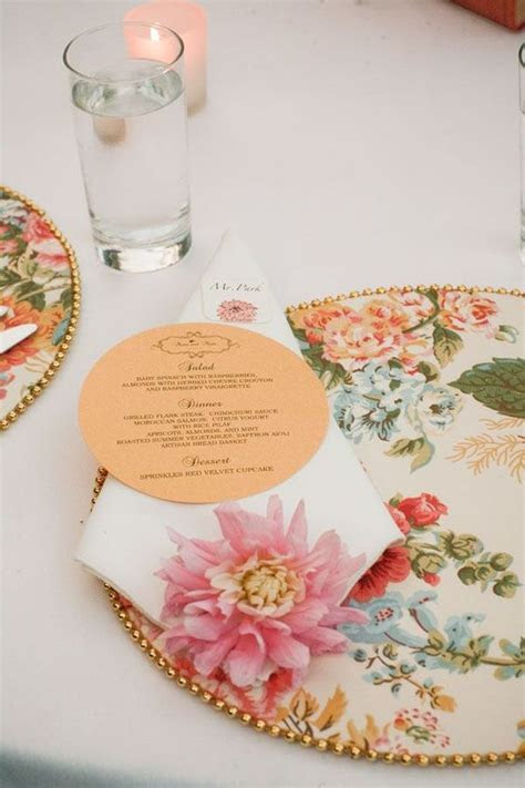 7 DIY placemat & charger plate ideas that will impress