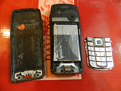 Mobile data recovery challenge