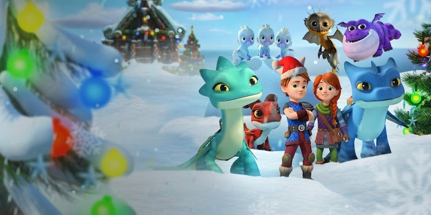 Dragons: Rescue Riders: Huttsgalor Holiday (2020) Movie Streaming