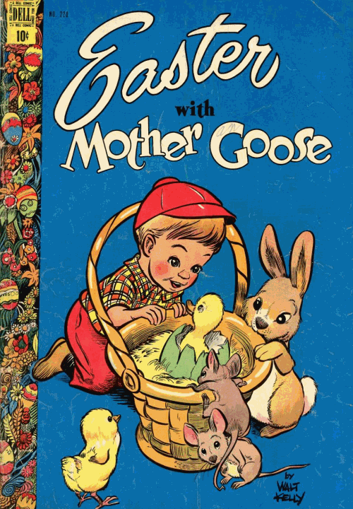 Week 162 - Four Color #220 - Easter With Mother Goose Forum