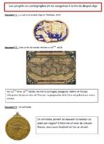 Fin du Moyen Age : Les grandes découvertes