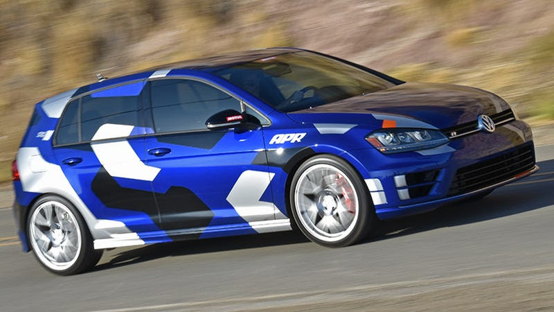 I Drove A 470 Hp Volkswagen Golf R With 18000 In Mods
