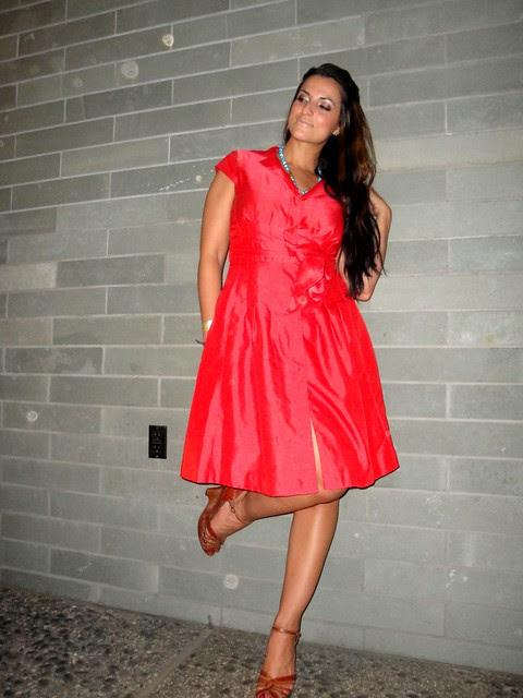 Kenar Dress Thrifted