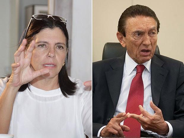 Inquérito contra ex-governadora e Lobão foi arquivado por falta de provas