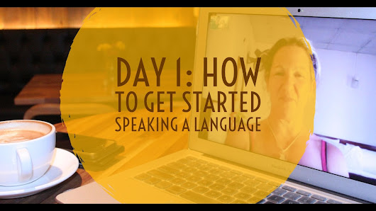 🔴Live Q&A: What to do on Day 1 of speaking a new language? - YouTube