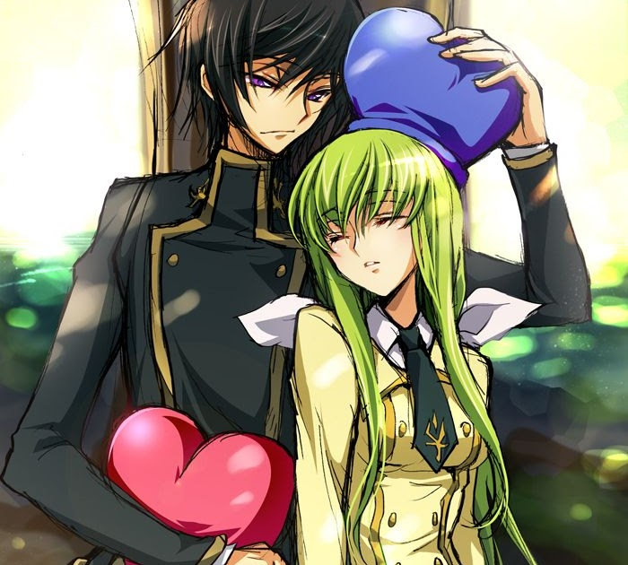 cc and lelouch relationship