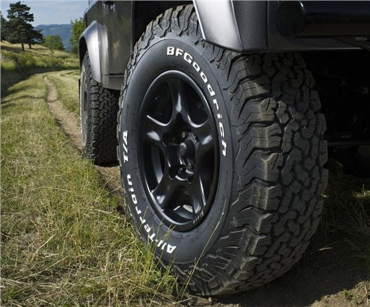 Bf Goodrich Launches Its Toughest Ever All Terrain Tyre Motoring News Honest John