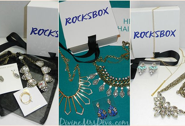 Rocksbox Review (Latest 3 Boxes)