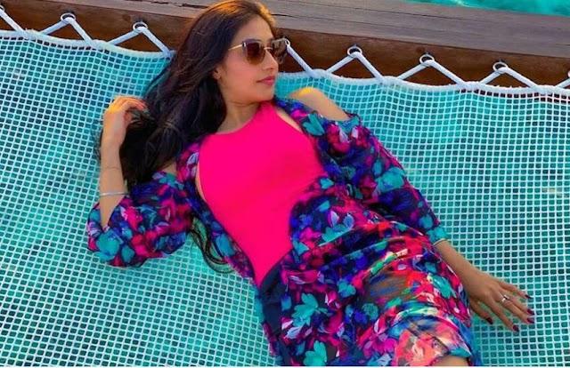 Yuzvendra Chahal की पत्नी Dhanashree Verma का Beach Look हुआ वायरल