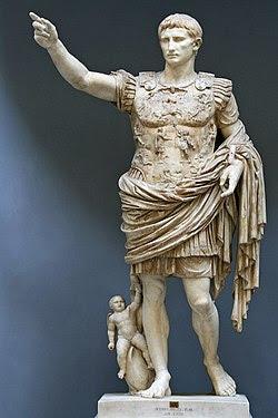 Estátua César Augusto