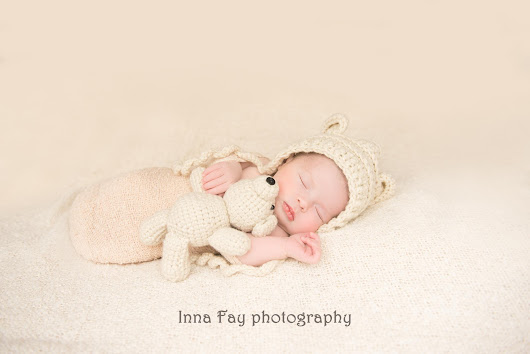 Beautiful baby girl on her newborn photo shoot in NYC | Newborn, baby, family photography in NY and NJ Inna Fay photography